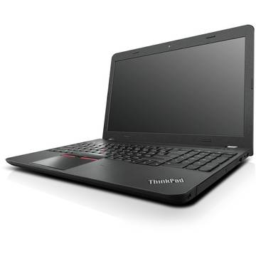 Laptop Renew Lenovo ThinkPad E550 Intel Core i3-5005U 2 GHz 4GB DDR3 500GB 7200 rpm HDD 15.6 inch HD Webcam Cititor de amprente  Windows 7 Pro/Windows 8 Pro