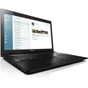 Laptop Renew Lenovo G70-80 Intel Core i5 5200U 2.2 GHz 4GB DDR3 1 TB HDD SSH 17.3 inch HD+ Bluetooth Webcam Windows 8.1